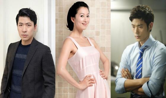 KIM Sang-kyung, KIM Gang-woo and KIM Hee-ae Search for THE BODY