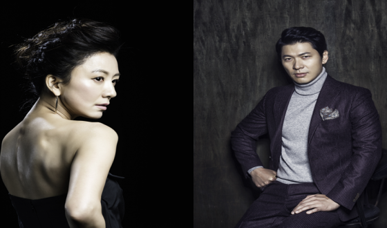 Starring KIM Hee-ae and KIM Sang-kyung, THE BODY Cranks In