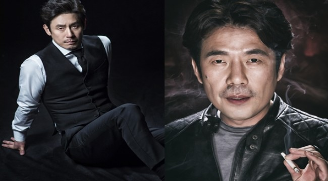 SUL Kyung-gu, OH Dal-su, CHUN Woo-hee, MOON So-ri Enter School Bullying Drama