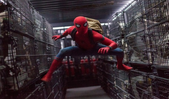 SPIDER-MAN Confidently Slings into First