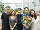 WIND WIND WIND Starring SHIN Ha-kyun and LEE Sung-min Cranks Up