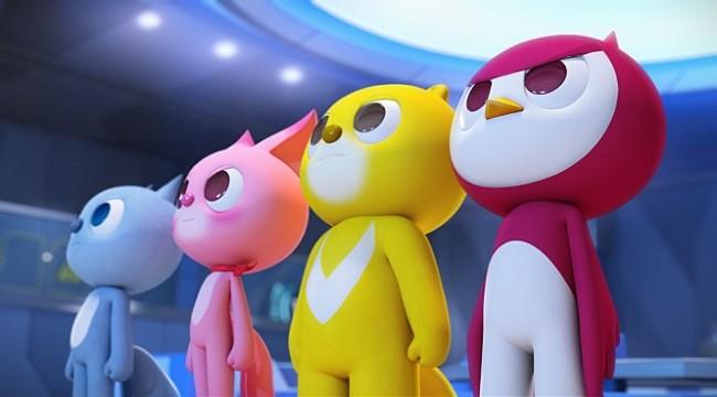 Korean Animation Series MINI FORCE Reaches 3.5 Billion Views in China