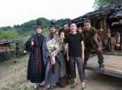 KIM Myung-min and PARK Hee-Soon Wrap Period Monster Film MULGOE