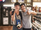 LEE Byung-hun and PARK Jung-min Wrap THAT'S ONLY MY WORLD
