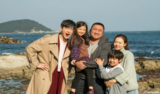 Don LEE, GWON Yool and HAN Ye-ri Wrap CHAMPION