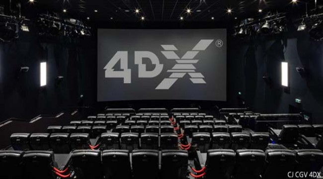 4DX Welcomes 19 Million in 2017, Up 26%