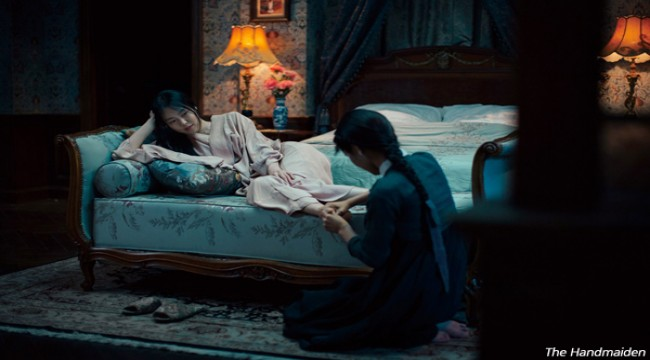 THE HANDMAIDEN Becomes 1st Korean Film Nominated at the BAFTAs