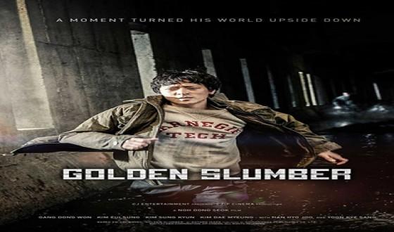GOLDEN SLUMBER was Released in March in Singapore