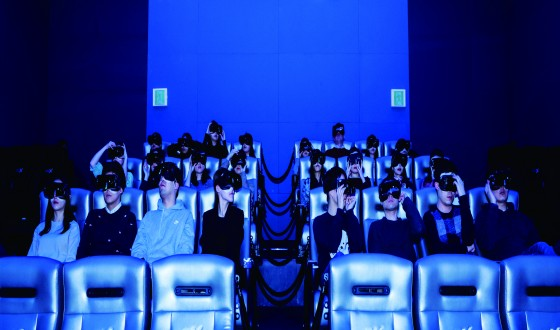 The Era of VR Cinema Is Here