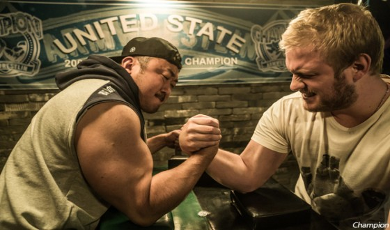 Don LEE's Arm Wrestling Comedy CHAMPION Released in Taiwan