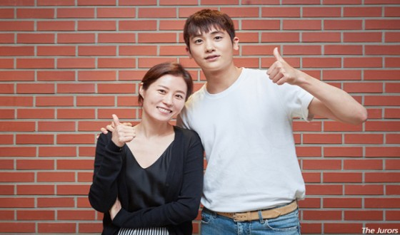 THE JURORS Is in Session with MOON So-ri and PARK Hyung-sik