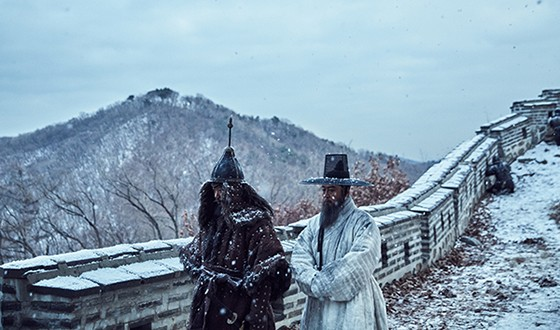 KIM Jee-yong Earns Top Camerimage Prize for THE FORTRESS
