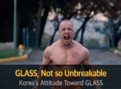 GLASS, Not so Unbreakable