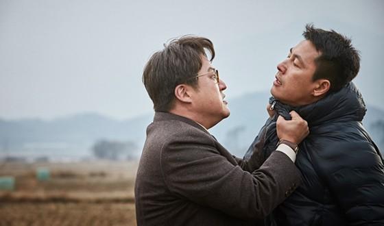 JUNG Woo-sung and KWAK Do-won to Brave STEEL RAIN 2