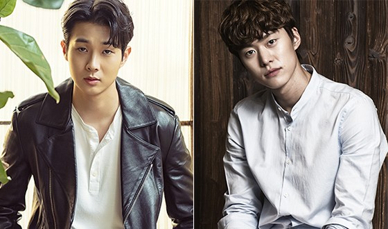 CHOI Woo-shik and GONG Myoung Cuddle Up to PUPPY