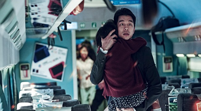 TRAIN TO BUSAN Sequel Goes into Production