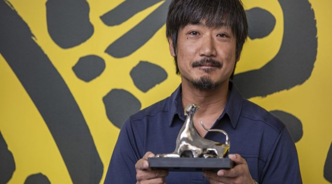 PARK Jung-bum Awarded Special Jury Prize at Locarno