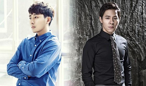 SON Ho-jun and LEE Kyu-hyung take a Ride in STELLAR