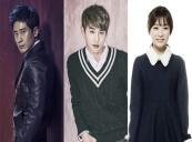 SHIN Ha-kyun, SUHO and KIM Seul-ki Accept HUR Jin-ho's PRESENT