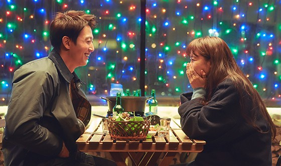 October to Welcome KONG Hyo-jin and KIM Rae-won's CRAZY ROMANCE
