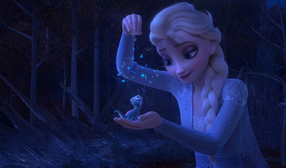 FROZEN 2 Ices the Competition in Record Debut