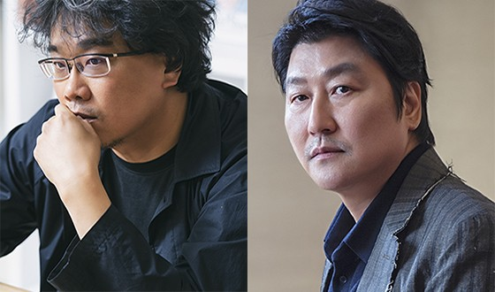 BONG Joon-ho and SONG Kang-ho Receive Orders of Cultural Merit from Government