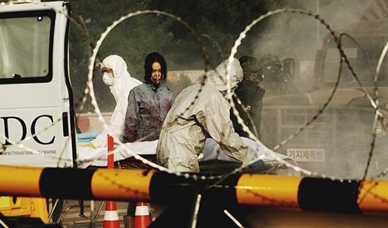 2013 Korean Pandemic Thriller FLU Scores Taiwanese Theatrical Release