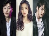 ALIEN with KIM Tae-ri, RYU Jun-yeol and KIM Woo-bin Begins Production Following Slight Covid-19 Delay