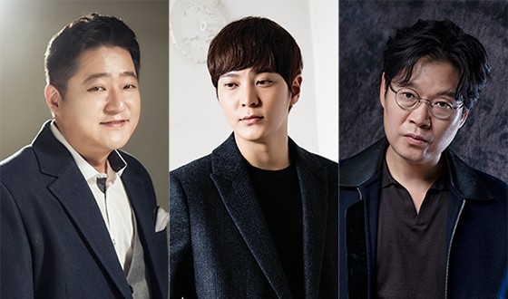 KWAK Do-won, JOO Won and YU Jae-myeong Dress Up for FIREMAN