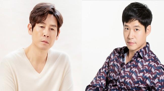 SUL Kyung-gu and YU Jun-sang Team Up for BOYS
