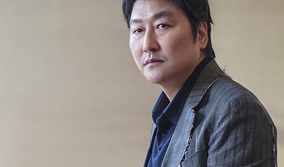 SONG Kang-ho Gets Wrapped Up in COBWEB