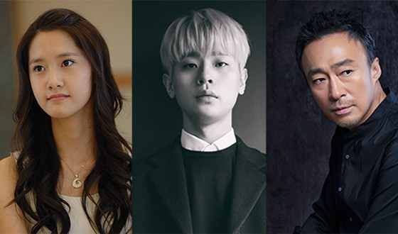 Yoon-a, PARK Jung-min and LEE Sung-min Confirmed for MIRACLE
