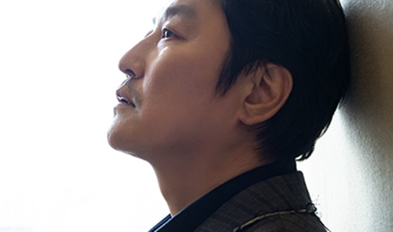 SONG Kang-ho Trains for Sports Drama ONE WIN