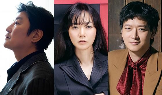 Hirokazu KORE-EDA Sets Korean Project with SONG Kang-ho, BAE Doo-na, GANG Dong-won