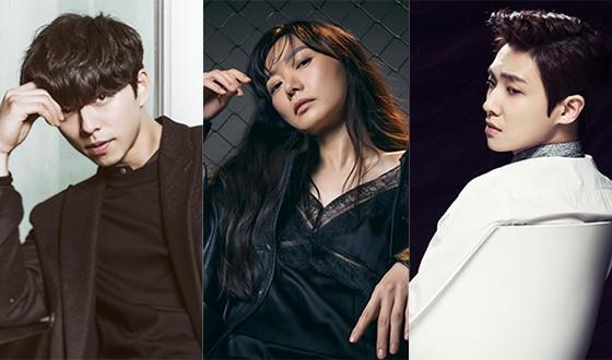 GONG Yoo, BAE Doo-na and LEE Joon Dive into THE SEA OF SILENCE