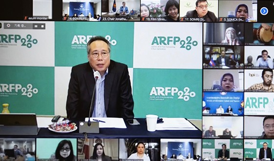 KOFIC Reaffirms Its Commitment to ASEAN-ROK Film Cooperation