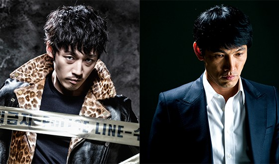 Action Noir GANGNEUNG with JANG Hyuk and YU Oh-seong Wraps Production