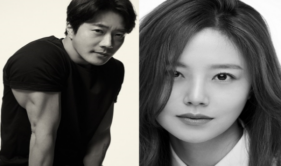 Kwon Sangwoo and Moon Chaewon Join WE GROW UP