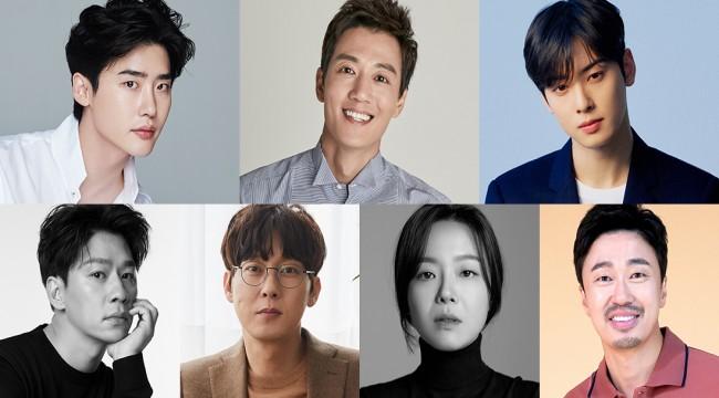 LEE Jong-suk and KIM Rae-won Tune In to DECIBEL