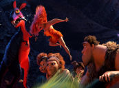 THE CROODS: A NEW AGE Dawns with First Place Debut