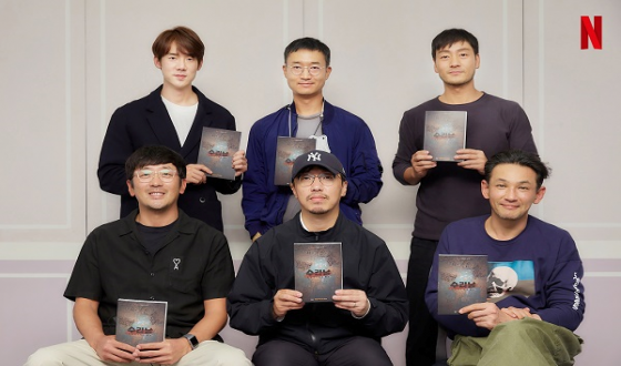 Ha Jungwoo and Hwang Jungmin Head to SURINAME with Yoon Jongbin for Netflix