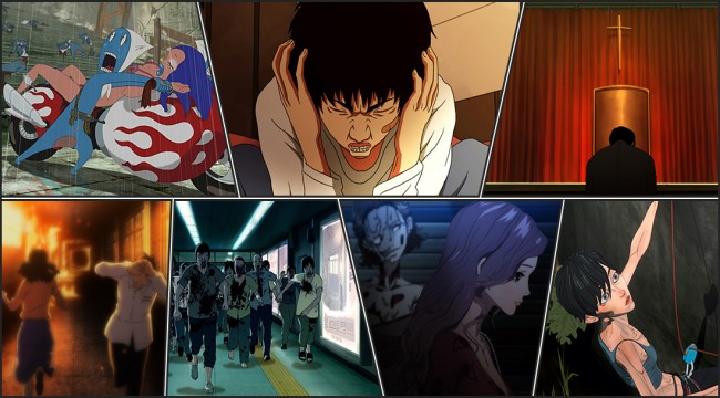 The Dark and Varied World of Adult-Themed Korean Animation