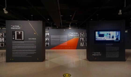 KOREAN ACTORS 200 Photo Exhibition, Held in New York Concurrently