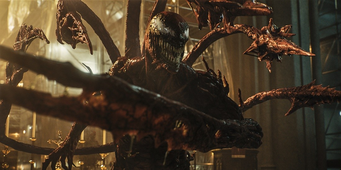 VENOM: LET THERE BE CARNAGE Reigns at Korean Box Office