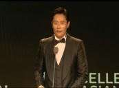 Lee Byunghun Receives Excellence in Asian Cinema Award at Asian Film Awards