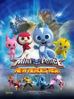 Mini Force : New Heroes Rise