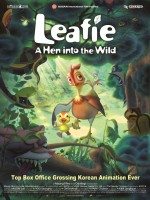 Leafie, a Hen into the Wild
