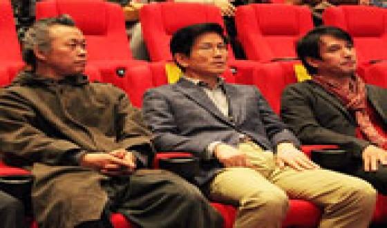 "Director KIM Ki-duk ""I hope for more cinemas for indie films"""