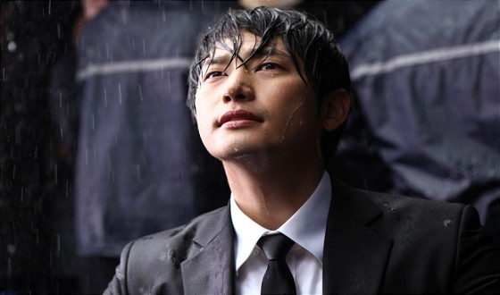 PARK Si-hoo Cast in Chinese Film