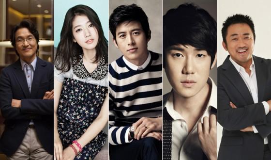 HAN Suk-kyu and KO Soo Headline New Period Film